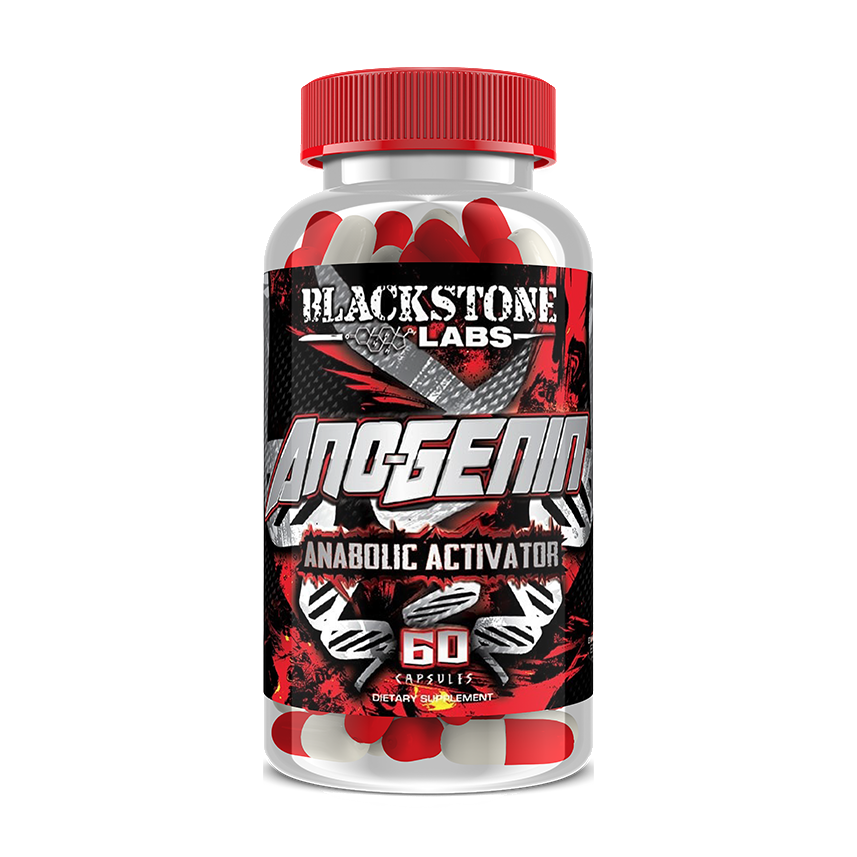 Blackstone Labs — ANOGENIN — 60 капсул
