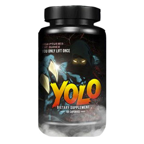 BOSS SPORTS NUTRITION YO LO (YOU ONLY LIFT ONCE)