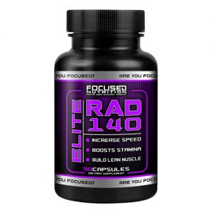 Focused Nutrition RAD 140