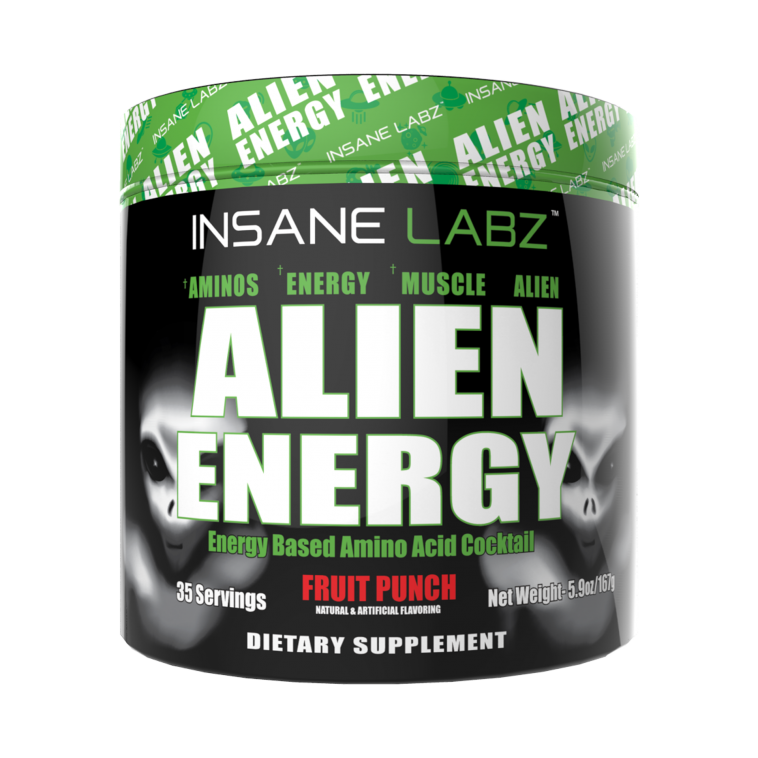 Insane Labz Alien Energy