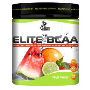 Sculpor Nutrition Elite BCAA