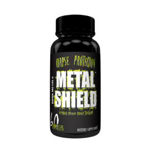 Dark Metal Metal Shield