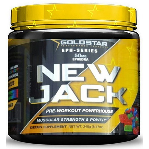 Gold Star New Jack