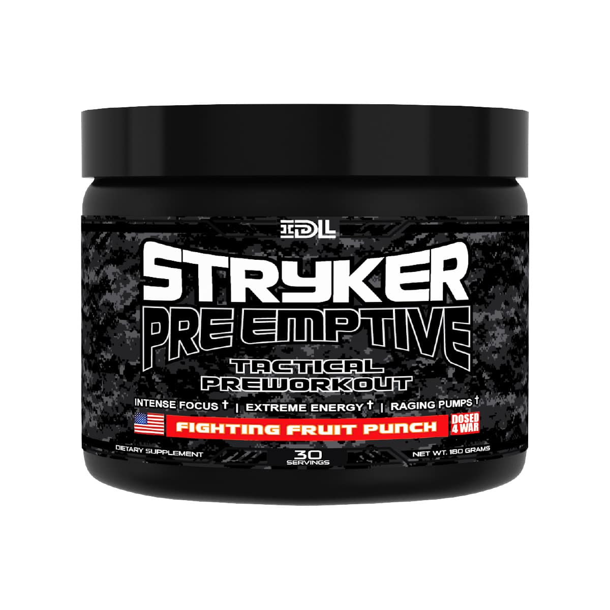 Innovative Diet Labs Stryker Preemptive