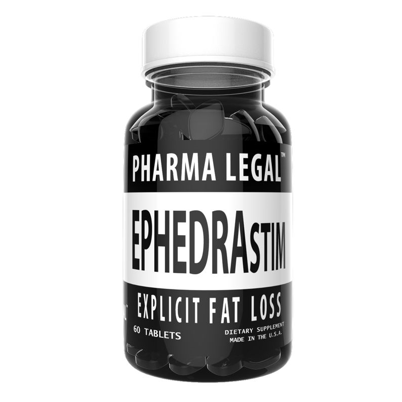 Pharma Legal Ephedra Stim