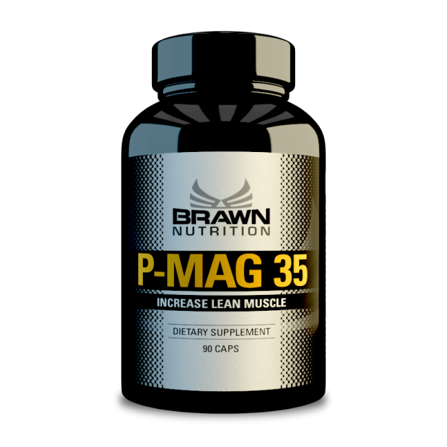Brawn Nutrition P-MAG 35