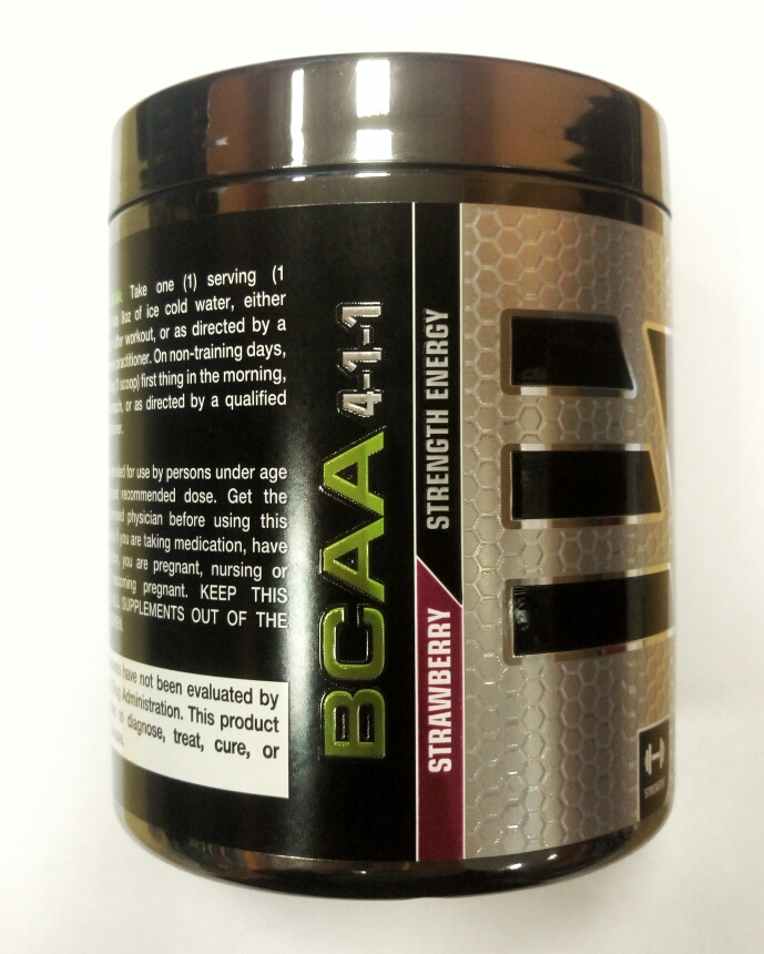 Epic Labs BCAA