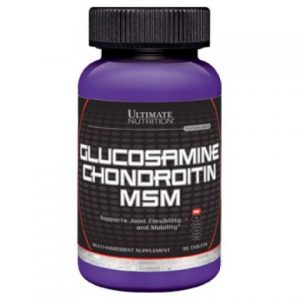 Ultimate nutrition Glucosamine Chondrotin MSM